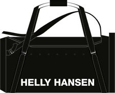 2018 Helly Hansen HH 120l Duffel Bag 2 Black 67881