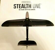 Protocol Stealth One Jumbo RC Plane - With 720p HD Camera