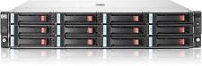 HP StorageWorks D2600 Array 12x 2TB 7.2K SAS 6Gbps  AJ940A Dual SAS I/O Contrlr