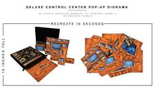 Extreme sets DELUXE CONTROL CENTER POP-UP DIORAMA for 6 to 7 inch action figures