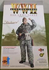 DRAGON 1/6 SCALE WORLD WAR II RUSSIAN VLADIMIR - RED ARMY SCOUT - PRIVATE