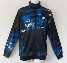 Adidas ESS ELEMENTAL Track sweat shirt Jacket superstar top firebird~Mens sz Lrg