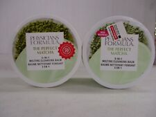 2 PHYSICIANS FORMULA THE PERFECT MATCHA 3-IN-1 MELTING CLEANSING BALM HN 3068