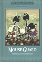 Mouse Guard Labyrinth Other Stories Fcbd 2014 Archaia Hardcover Comic ... by n/a