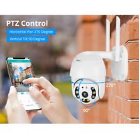 PTZ IP Camera WiFi HD 1080P Netzwerk Zoom Dome CCTV Outdoor Security Wifi Camera