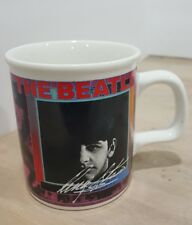 THE BEATLES Ringo Star Ceramic Mug Apple Corp 1991 new