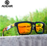 Kdeam 12 Colors Men Sport Polarized Sunglasses Outdoor Driving Summer Glasses