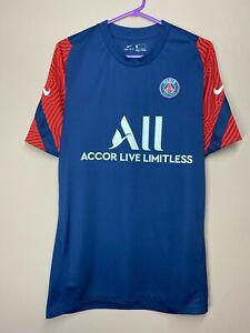 PSG Paris Saint-Germain 2020-2021 Nike Training Football Soccer Shirt Jersey