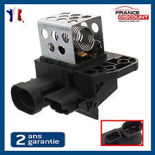 Résistance ventilateur radiateur refroidissement Berlingo C4 Jumpy 9673999880