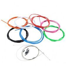 Cable de Cambio con Funda 7 Colores Bicicleta Incl. Casquillos & Tapas Bowden