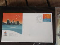 AUSTRALIAN  2011 CHOGM PERTH WA FIRST DAY COVER