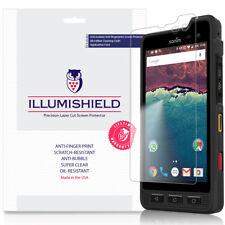 3x iLLumiShield Screen Protector Anti-Bubble for Sonim XP8