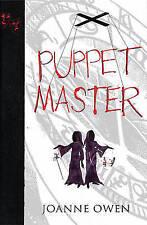 Puppet Master, Owen, Joanne, 1842555847, New Book