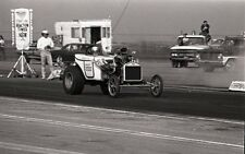 AA/FA Fuel Altered Dragster - Mosley/Hubbard/Werner - Vintage 35mm Race Negative