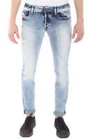 Diesel Herren Slim Skinny Fit Röhren Stretch Jeans Hose | Sleenker 084DK