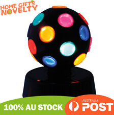 Ng78 Rotating Party Disco Light Ball Lighting Home Room House Parties Night Club