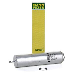 Mann Fuel Filter fits BMW 1 Series E82 123d