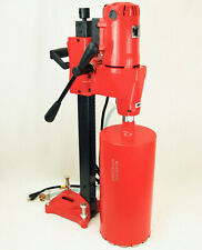 """CORE DRILL W/ STAND CONCRETE CORING PACKAGE DEAL 8"""" BLUEROCK ® Tools"""