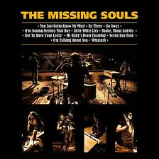 THE MISSING SOULS DANGERHOUSE SKYLAB RECORDS CD NEUF NEW ALBUM