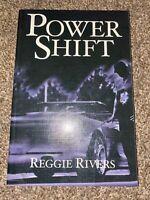 Power Shift by Reggie Rivers SIGNED Denver Broncos NFL