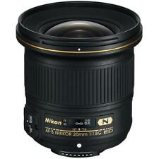 Nikon AFS 20mm F1.8G ED Wide Angle Lens Brand New