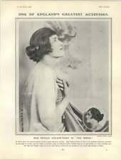 1922 Miss Phyllis NEILSON Terry Lucien Guitry Clotilde SACHAROV SPI