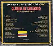 RARE 70s 80's CLAUDIA DE COLOMBIA nuestra historia LLEVAME CONTIGO la sombra 2cd