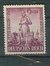Imperio alemán sellos 1942 Peter Henlein mié 819