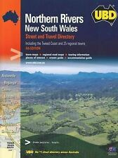 Northern Rivers NSW 5th edition UBD new paperback street directory  free air