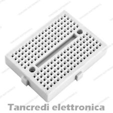 Mini breadboard 170 punti fori contatti piastra sperimentale basetta arduino