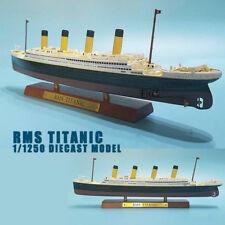 RMS TITANIC 1/1250 diecast model ship ATLAS