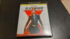 Black Widow 4K UHD Movie Scarlett Johansson Marvel Avengers Natasha Romanov