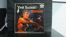 """YMA SUMAC, MAMBO - 10"""" L-564"""