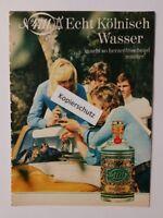 Werbeanzeige/advertisement A5: No 4711 Echt Kölnisch Wasser 11/1975 (180417157)