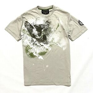 Star Wars X Marc Ecko Cut & Sew M Medium T-Shirt Yoda Mens