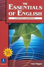 The Essentials of English: A Writer's Handbook with APA Style