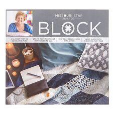 Quilt Magazine ~ BLOCK - WINTER 2017 VOL 4 ISSUE 1 ~ Missouri Star Quilt Co