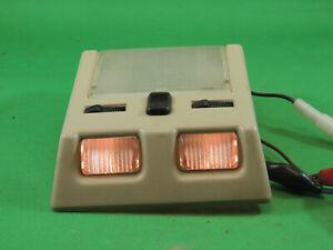 Volvo Dome Light Lamp 85-92 740 83-87 760  91-95 940 except SE Tan #3711