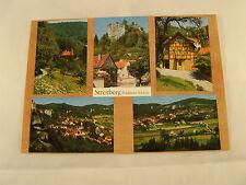 AK ungelaufen, Streitberg, Fränkische Schweiz, ältere Karte