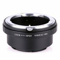 Nikon AI AF-S (G) Lens To Sony E-Mount Adapter UK Seller