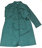 Genuine Swedish Army Surplus Gown Lab Apron Green UNUSED