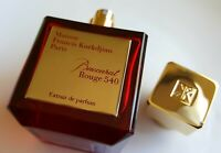 Authentic Maison Francis Kurkdjian Baccarat Rouge 540 Extrait de Parfum Sample