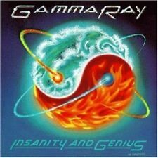 Gamma Ray Insanity and genius (1993) [CD]