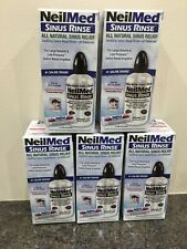 NEILMED SINUS RINSE IRRIGATION Kit 240ML BOTTLE and a premix sachet