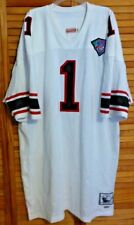 MITCHELL & NESS JEFF GEORGE 75TH THROWBACK JERSEY 56 ATLANTA FALCONS