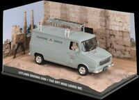 Leyland Sherpa Van, Bond, 1/43 Brand New