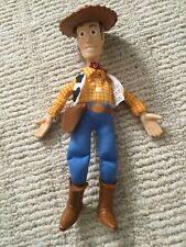 "Disney Burger King Toy Story Talking Sheriff Woody 10"" Toy"