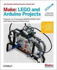 Lego and Arduino Projects : Projects for Extending Mindstorms Nxt with...