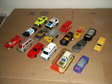 Lot of Diecast Majorette Cars & Other Vehicles