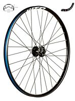 650b 27.5 inch WTB STi23 Front Wheel Shimano Deore HB-M525A 32H Black Disc